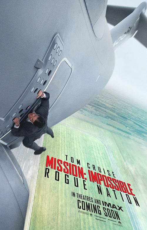映画『ミッション:インポッシブ...
