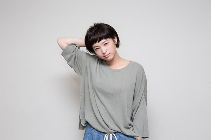 東京無国籍少女のインタビューを受ける清野菜名ちゃん