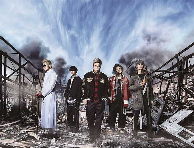 HiGH&LOW THE MOVIE 2/END OF SKY 画像1