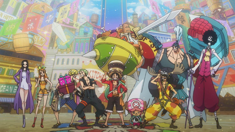 劇場版one Piece Stampedeスタンピードアニメ放送20周年シリーズ