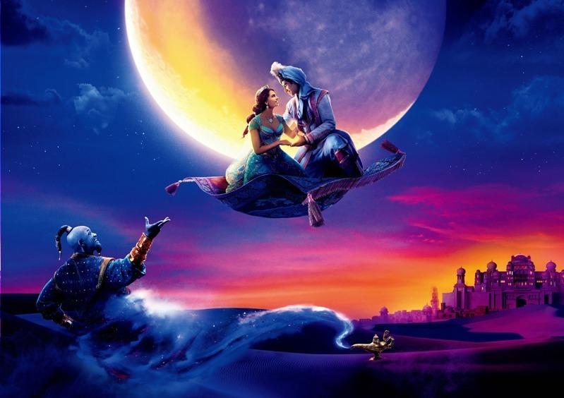ディズニー映画 アラジン グッズ特集 実写化を祝した ジャスミン サンダルや ランプ ブローチ ファッションプレス