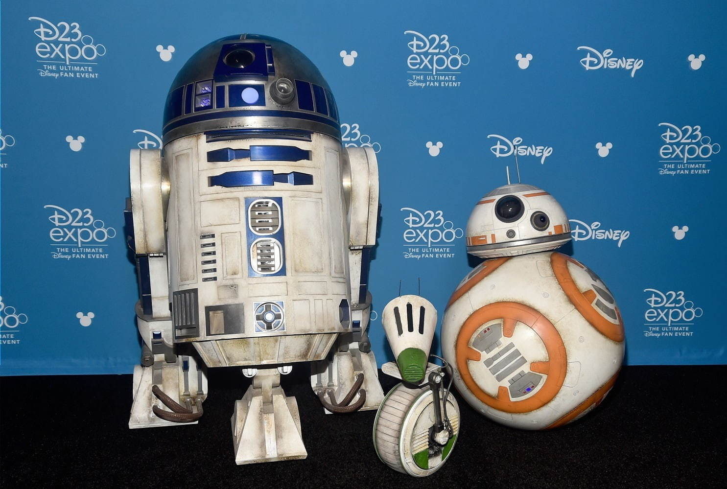 D23Expo 2019にて