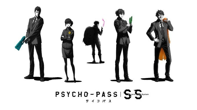 PSYCHO-PASS サイコパス Sinners of the System Case.1 罪と罰 - 写真1