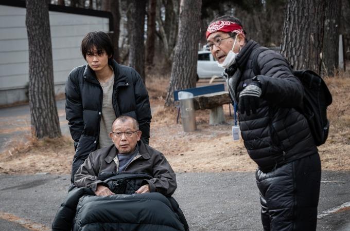 映画『閉鎖病棟\u2015それぞれの朝\u2015』笑福亭鶴瓶×綾野剛×小松菜奈