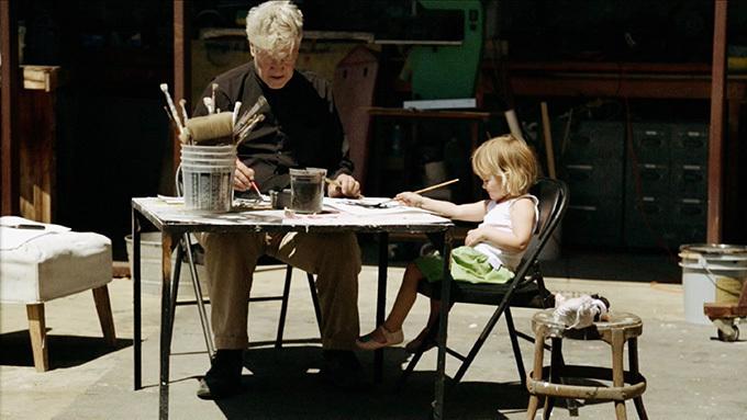 ドキュメンタリー映画『デヴィッド・リンチ:アートライフ』