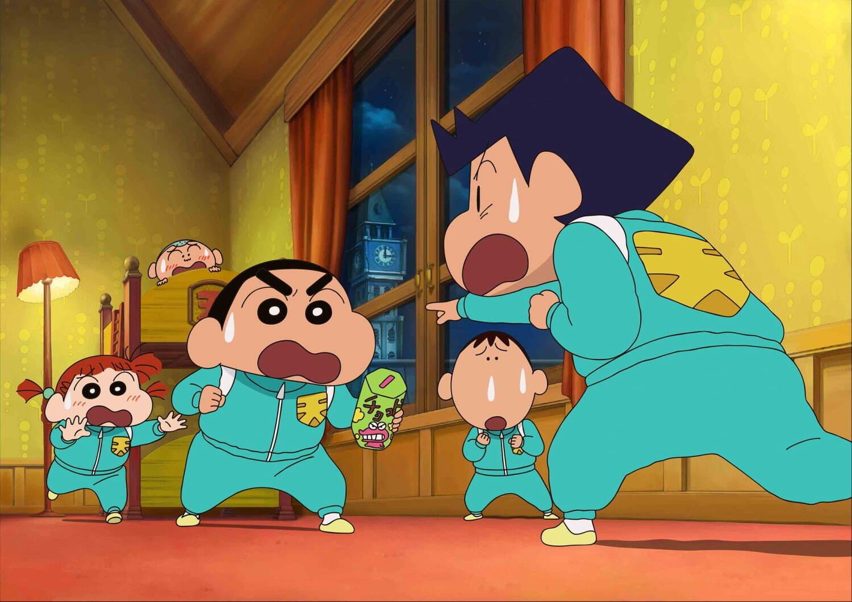 映画 クレヨン 延期 しんちゃん 映画『クレヨンしんちゃん』公開予定前日に延期決定