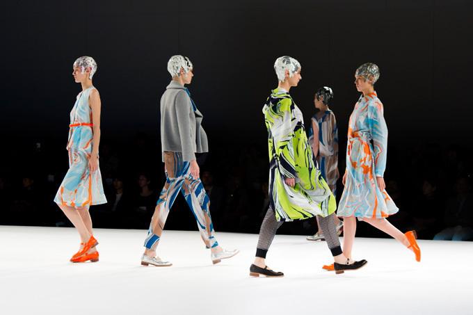 ミントデザインズが2014年秋冬コレクション観覧を一般応募