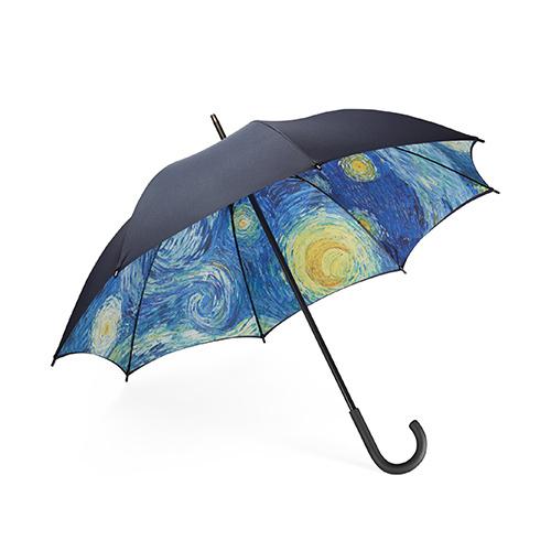 ゴッホの名作「星月夜」が傘に - MoMAデザインストアで発売