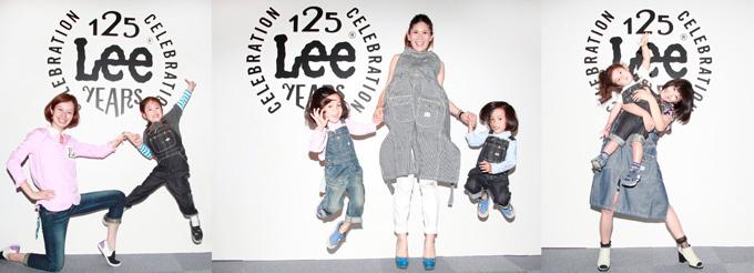 創立125周年にあたる今年「Lee 125years Celebrity Archive Exhibition AISA TOUR 」と題し、中国やタイ、インドなどのアジア各国とオセアニアの6地域を廻るツアー