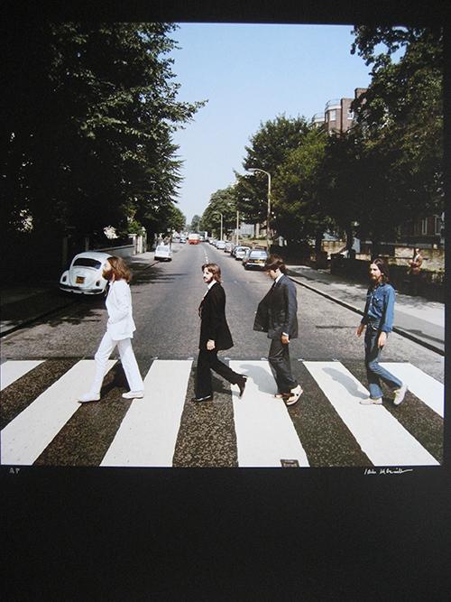 ビートルズのジャケット写真展「Something」ポール・マッカートニー2年連続の来