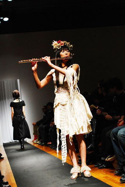 ジュンヤ タシロ 2009年春夏の東京コレクション
