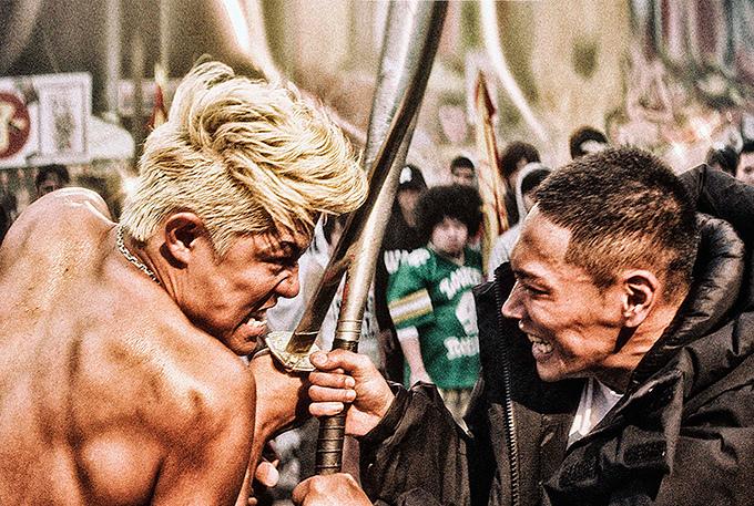 【動画】90年代ストリートカルチャーを牽引した伝説コミック映画化『TOKYO TRIBE』園子温監督作