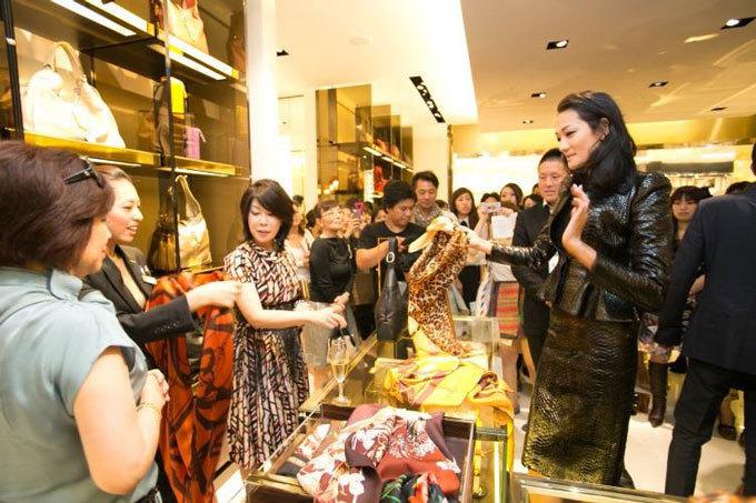 VOGUEのショッピング・イベントFNO 2014が開催 - 東京・大阪にて