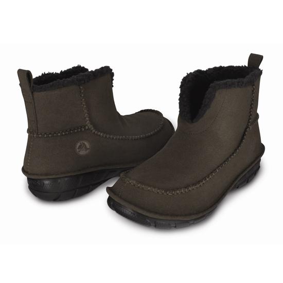 croccasin boot SE(クロッカシン ブーツ SE) espresso/black