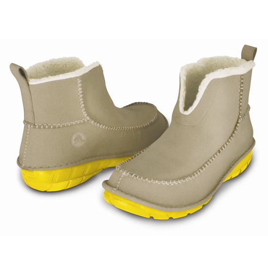 croccasin boot SE(クロッカシン ブーツ SE) natural/yellow