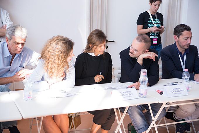【特集】欧州最大のファッションコンテスト「ITS 2014」 -若きデザイナーたちの挑戦- 審査員