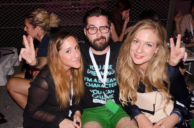 【特集】欧州最大のファッションコンテスト「ITS 2014」 -若きデザイナーたちの挑戦- ヴェルニサージュ(オープニング・パーティー)