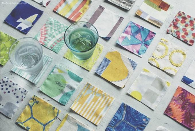 """デザイナーたちによる""""布の祭典"""" 東京で「布博」開催 - 作品販売やワークショップなど"""
