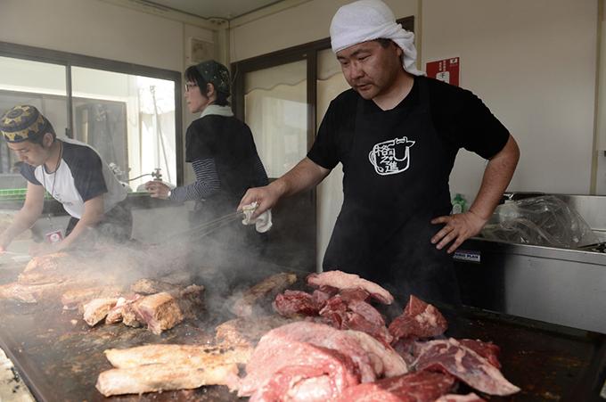 行列店の肉料理が集結!「肉フェス 2014 秋」東京・立川で開催