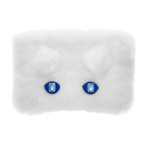 シュウ ウエムラから、白ネコ「シュペット」モ …