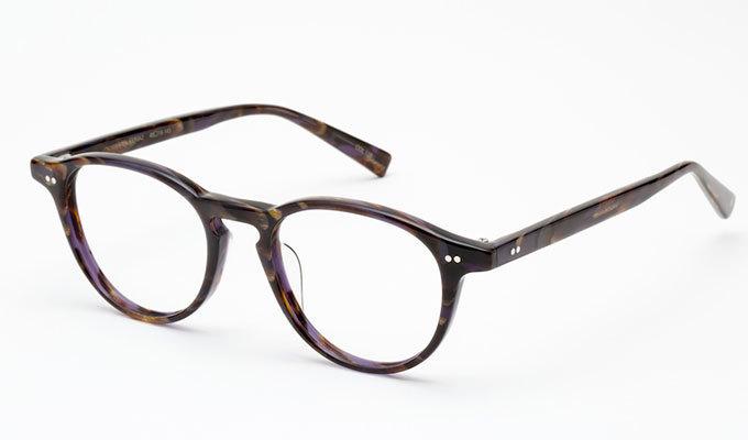 スタイリスト川上薫とエナロイドがコラボした眼鏡が登場