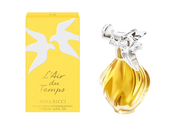 時を超えて愛されるニナ リッチの香水「レールデュタン」復活発売