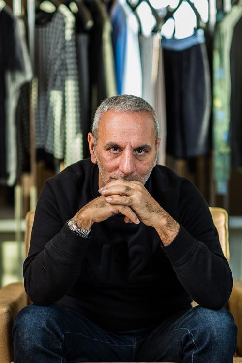 N°21デザイナー アレッサンドロ・デラクア