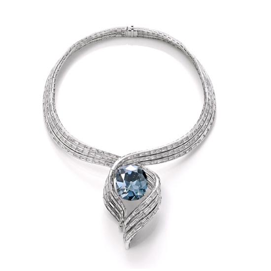 伝説のブルー・ダイヤモンド「ホープ・ダイヤモンド」がNYハリー・ウィンス... 「ホープ・ダイヤ