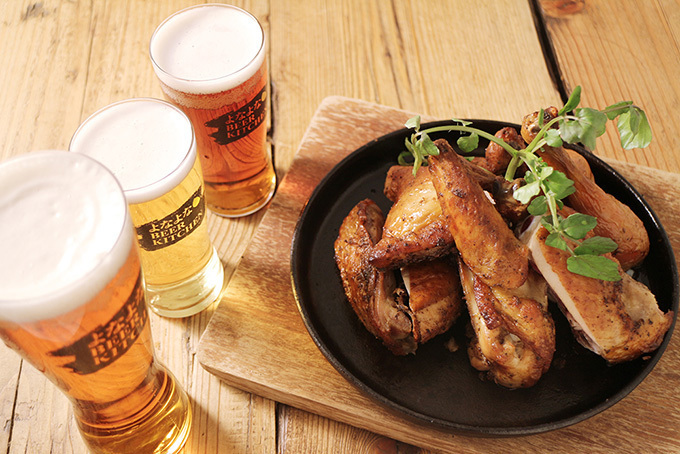地ビールを味わえる「よなよなビアキッチン」が神田に新店舗をオープン