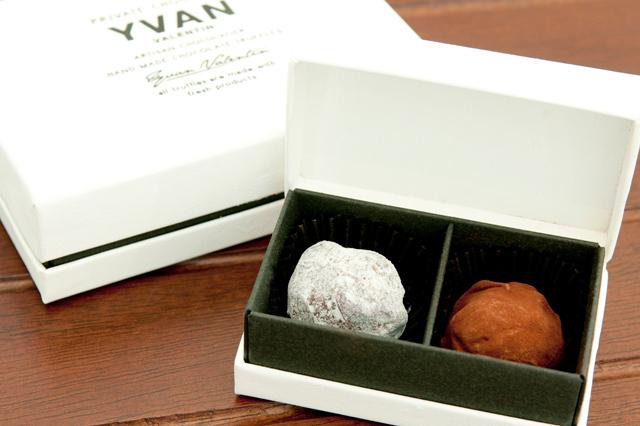 「幻のチョコレート」イヴァン ヴァレンティン(YVAN VALENTIN)がバーニーズ ニューヨーク銀座店にて期間限定発売! 画像1
