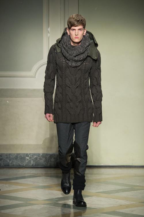 プリングル オブ スコットランド メンズ2011-2012年秋冬コレクション 画像9