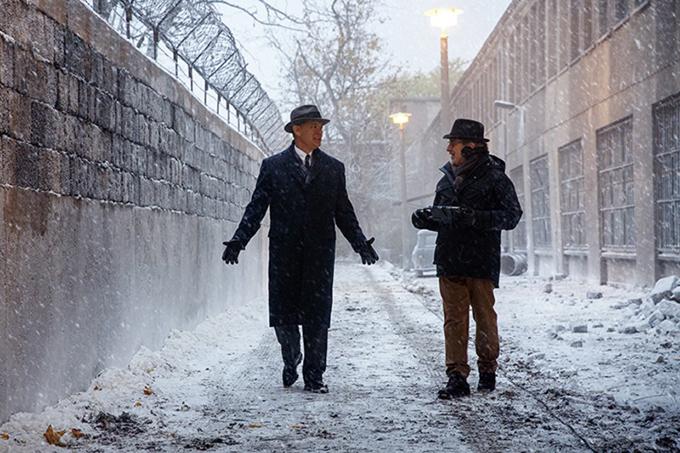 映画『ブリッジ・オブ・スパイ』スピルバーグ×コーエン兄弟×トム・ハンクス、史上最高のチームが贈る1本