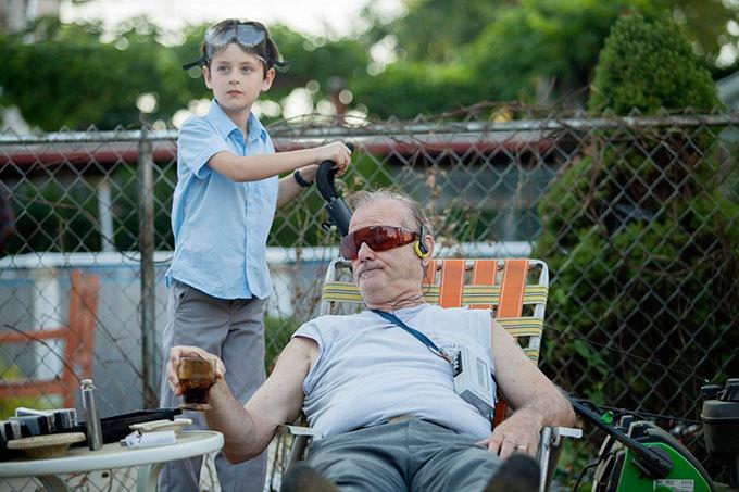 ビル・マーレイ主演映画『ヴィンセントが教えてくれたこと』嫌われオヤジと少年、へんてこな友情の先に