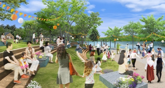 ムーミンテーマパーク メッツァビレッジ オープン日決定 アクセス 場所 施設内容