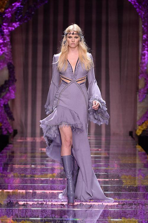 アトリエ ヴェルサーチ 2015年秋冬 Haute Couture コレクション
