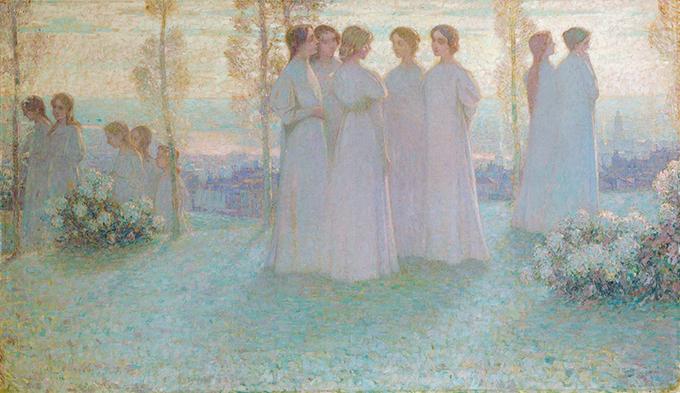 「もうひとつの輝き 最後の印象派 」展が新宿で開催 - 20世紀初頭、パリ美術界を担った若き芸術家