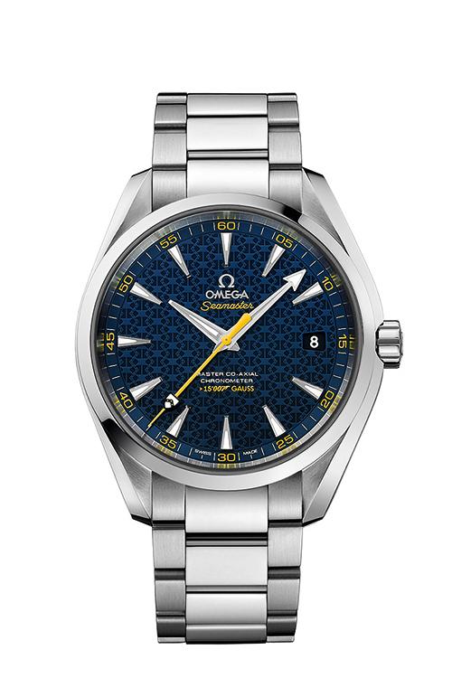 finest selection 69fd4 8e396 ジェームズボンド着用時計・オメガの限定モデル登場 - 007最新作 ...
