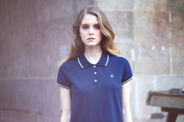 プチバトー(PETIT BATEAU)からヴィンテージスタイルのポロシャツ・ポロワンピースが発売 画像1