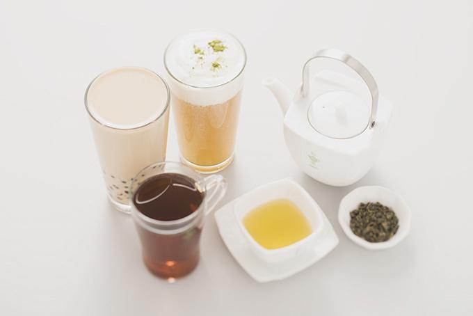 台湾茶カフェ「彩茶房」のまろやかタピオカミルクティ