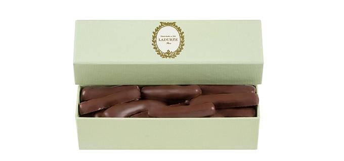 ラデュレのバレンタイン限定チョコレート - 紅茶風味ボンボンショコラやマカロンなどの写真7