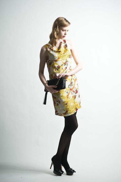 フランス貴族のように華麗に大胆に - ドレスキャンプ(DRESSCAMP) 2011-12年秋冬ウィメンズコレクション画像2