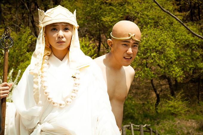 映画『珍遊記』主演・松山ケンイチ、漫☆画太郎のギャグ漫画が実写化