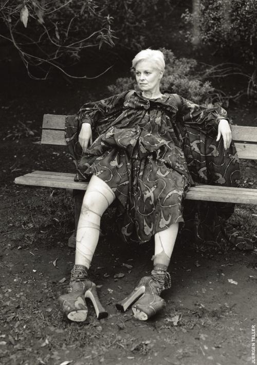 ヴィヴィアン・ウエストウッドが40年の歴史を振り返る大規模シューズ展
