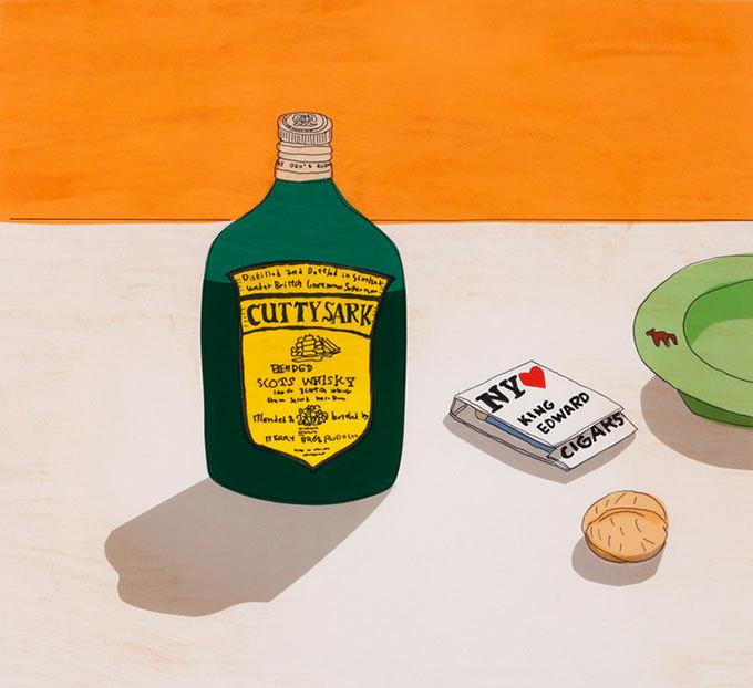 ちひろ美術館で「村上春樹とイラストレーター」展 , 文学と絵の