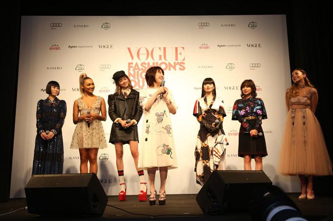 「ヴォーグ・ファッションズ・ナイト・アウト2017 神戸」スペシャルゲストに長谷川