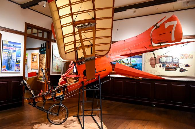 「三鷹の森ジブリ美術館」ガイド- 「天空の城ラピュタと空想科学の機械達展(2002年)」