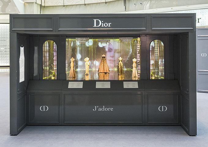 huge selection of 21718 fc737 写真9/12|ディオール クチュールのミニチュアドレスを展示「ル ...
