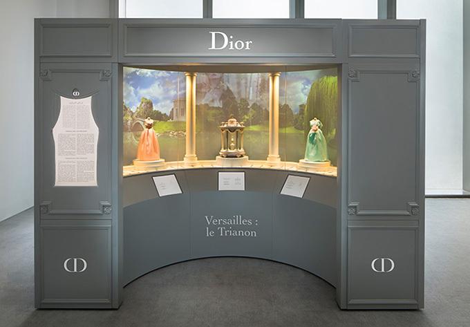 best authentic b038a 63d45 写真4/12|ディオール クチュールのミニチュアドレスを展示「ル ...