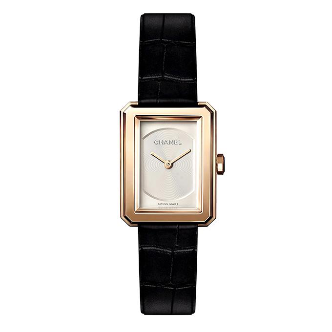 new styles d511d a5a70 写真1/2 シャネルの腕時計「ボーイフレンド」日本限定モデル ...
