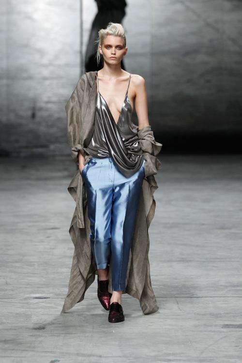 ファッション ロカビリー